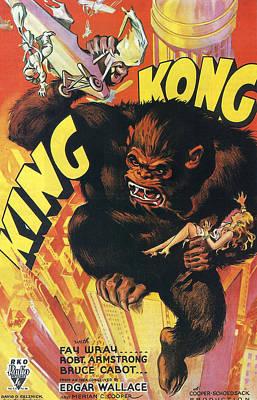 Fay Photograph - King Kong by Georgia Fowler
