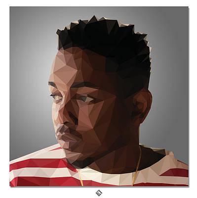 King Kunta Art Print