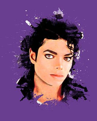 King Michael Art Print