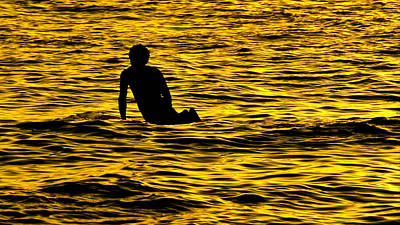 Photograph - King Midas Surfing by Jason Jacobs