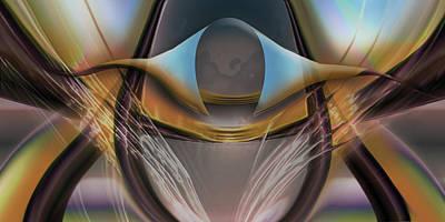 Digital Art - King Of The Skies by Steve Sperry
