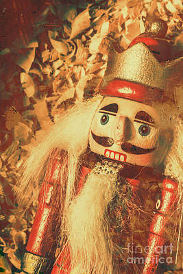 Handcrafted Photograph - King Of The Toy Cabinet by Jorgo Photography - Wall Art Gallery