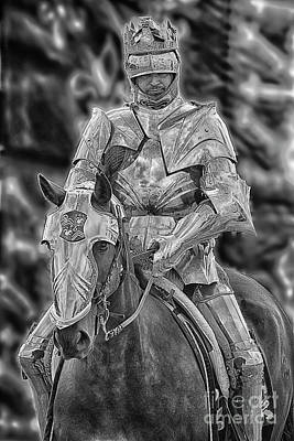 Photograph - King Richard 111 1 by Linsey Williams