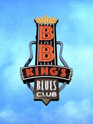Digital Art - King Sign by Gary Grayson