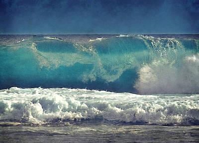 Photograph - King Tide Wave by Lori Seaman