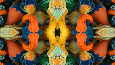 Digital Art - Kingdom Of Calabaza 1 by Max DeBeeson
