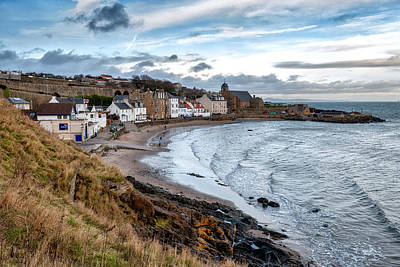 Photograph - Kinghorn by Jeremy Lavender Photography