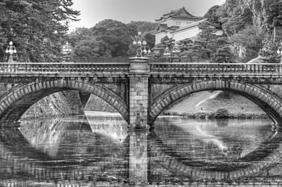 Photograph - Kings Bridge Tokyo by Bill Hamilton