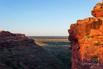 Photograph - Kings Canyon by Andrew Michael