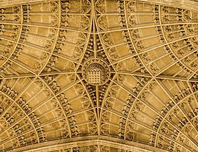 Photograph - Kings Ceiling by Jean Noren