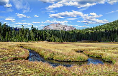 Photograph - Kings Creek Landscape by Anthony Dezenzio