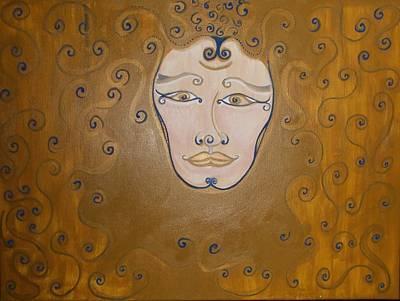 Ending Life Painting - Kings Of Kings by Salma Yusuf