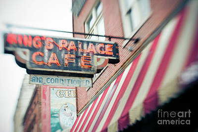 King's Palace Cafe Memphis Art Print