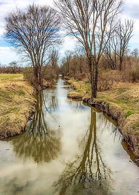 Photograph - Kingsbury Spring by Kendall McKernon