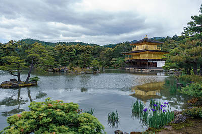 Photograph - Kinkaku-ji by Nisah Cheatham