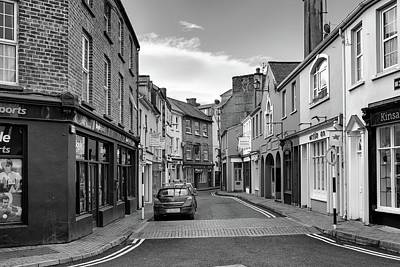 Photograph - Kinsale Side Street by Chris Buff