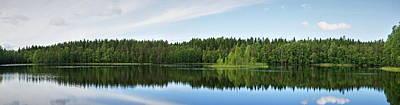 Photograph - Kintulammi Panorama by Jouko Lehto