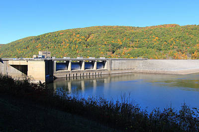 Photograph - Kinzua Dam by Rick Morgan