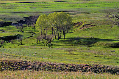 Photograph - Kiowa Creek's Valley 2 by Alana Thrower