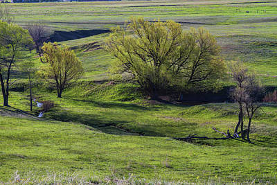 Photograph - Kiowa Creek's Valley by Alana Thrower