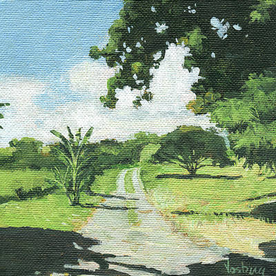 Kipahulu Ranch Art Print