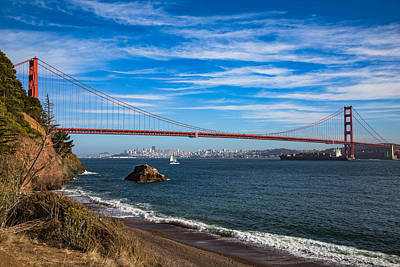Photograph - Kirby Cove by Kim Wilson
