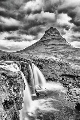 Photograph - Kirkjufell by Greg Wyatt