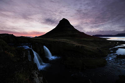Photograph - Kirkjufell Mountain by Angela King-Jones