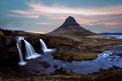 Photograph - Kirkjufell Sunrise by Dana Plourde