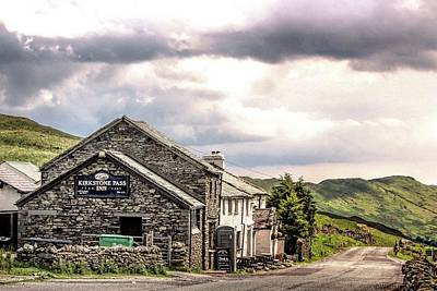 Photograph - Kirkstone Pass Inn by Wallaroo Images