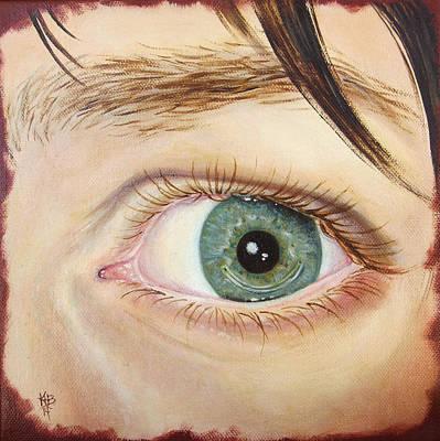 Painting - Kirsten's Intac by Kirsten Beitler