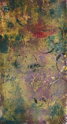 Mixed Media - Kiss by Susan Richards