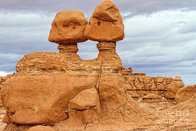 Digital Art - Kissing Rock by Jason Abando