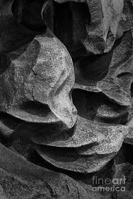 Photograph - Kissing Stones by Kiran Joshi