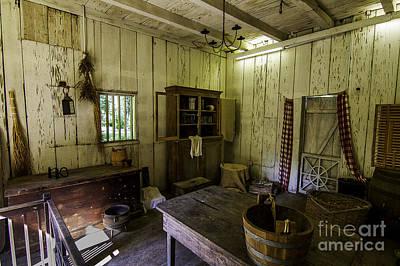 Photograph - Kitchen House Three by Ken Frischkorn