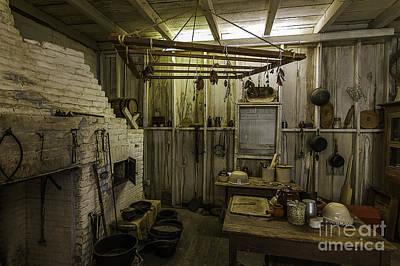 Photograph - Kitchen House Two by Ken Frischkorn