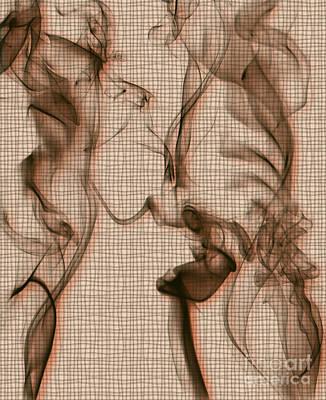 Digital Art - Kitchen Problems by Clayton Bruster
