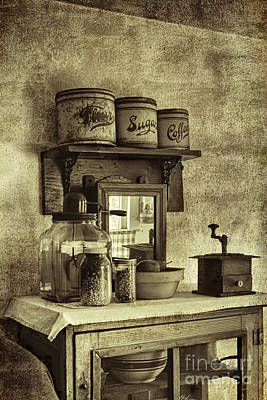 Photograph - Kitchen Storage by Nicki McManus