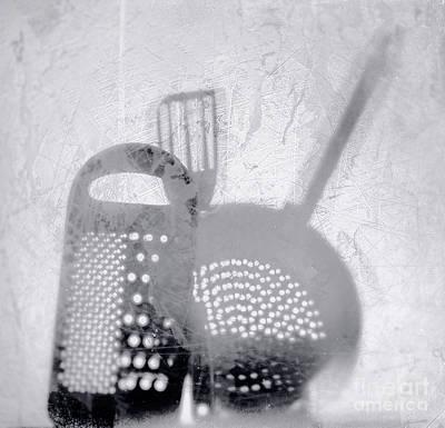 Photograph - Kitchenware #1089 by Andrey Godyaykin
