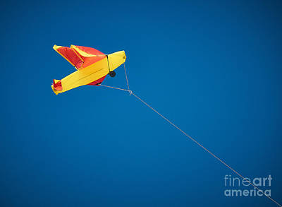 Photograph - Kite Flite  by Ken Williams