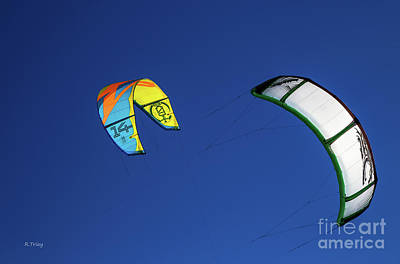 Photograph - Kiteboarding Wings by Rene Triay Photography