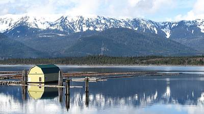 Photograph - Kitimat by Hagen Pflueger