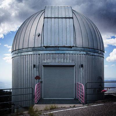 Photograph - Kitt Peak Dome by Bud Simpson