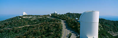 Kitt Peak National Observatory, Arizona Art Print