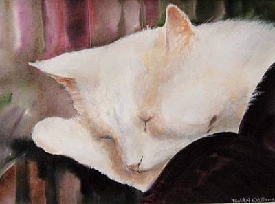 Painting - Kitty by Bobby Walters