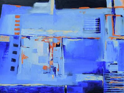 Painting - Kiva Dreaming by Lynda Hoffman-Snodgrass