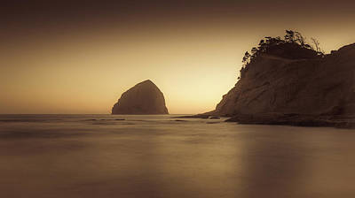 Photograph - Kiwanda Serenity by Don Schwartz