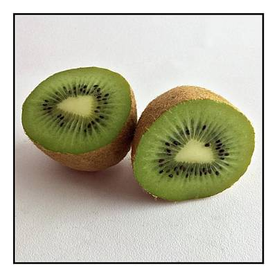 Photograph - Kiwi Always A Surprise Inside by Patricia E Sundik