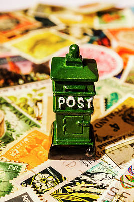 Post Offices Photograph - Kiwi Postage Scene by Jorgo Photography - Wall Art Gallery