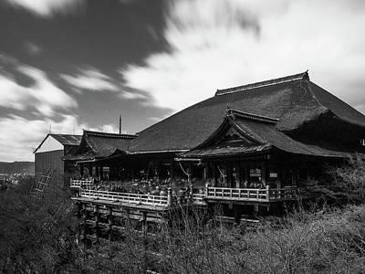 Kyoto Photograph - Kiyomizu-dera by Lam Woon Cherk